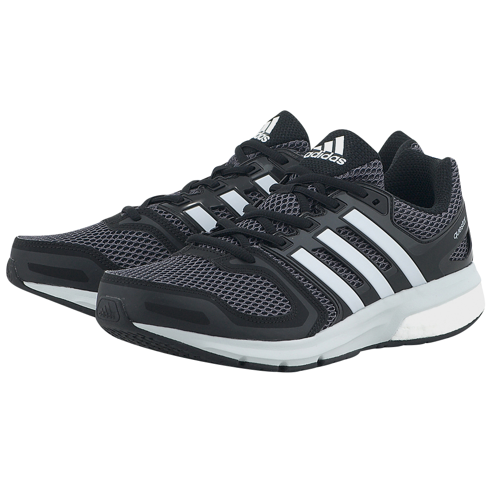 adidas Sports - adidas Quester M S76730 - ΜΑΥΡΟ