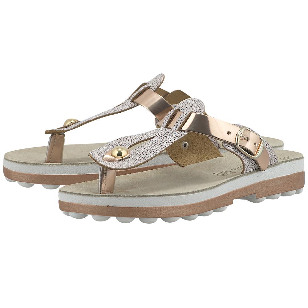Fantasy Sandals – Fantasy Sandals S9004 – ΧΑΛΚΙΝΟ
