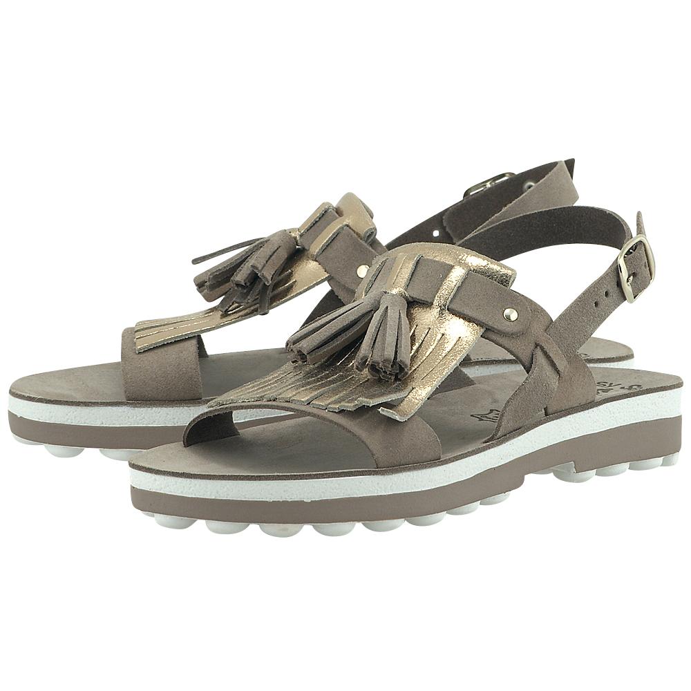 Fantasy Sandals - Fantasy Sandals S9010 - ΠΟΥΡΟ