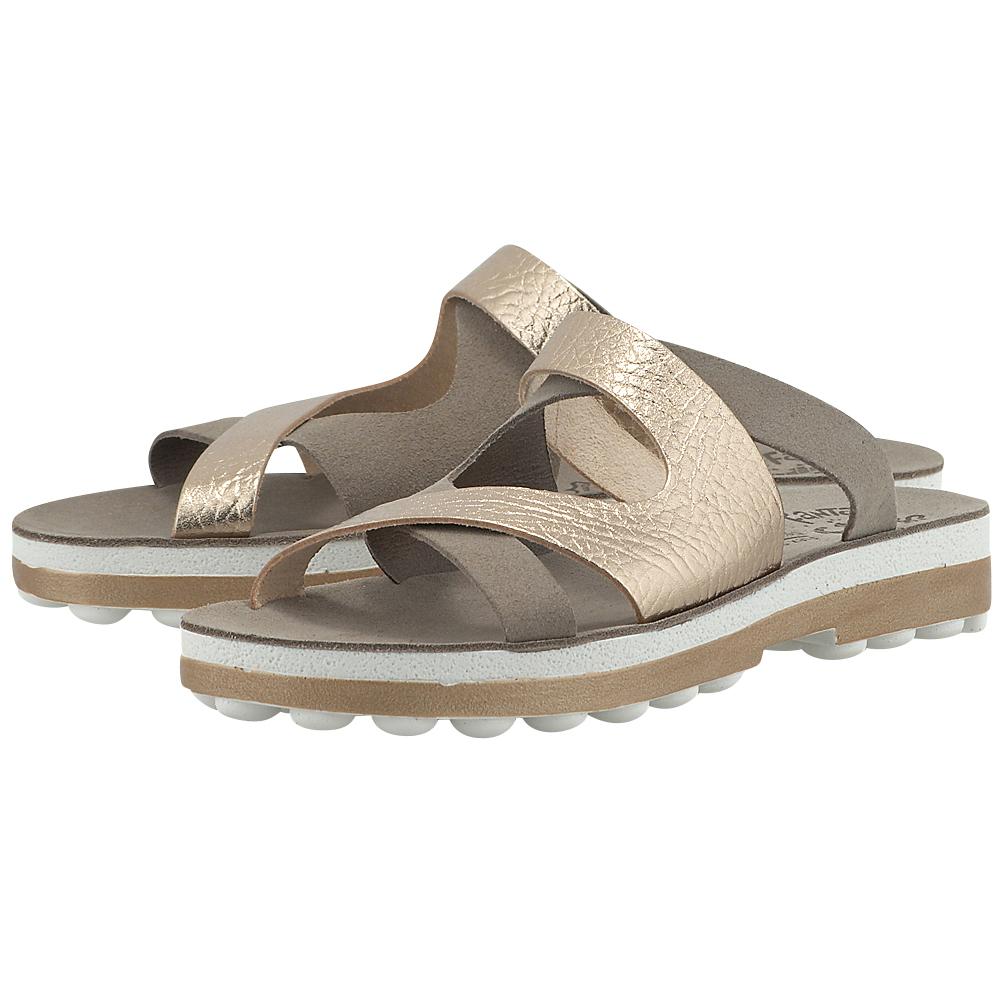 Fantasy Sandals – Fantasy Sandals S9013 – ΧΑΛΚΙΝΟ