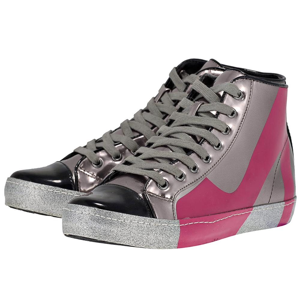 Colors of California - Colors of California SKECH24B. - ΑΣΗΜΙ outlet   γυναικεια   sneakers   mid cut