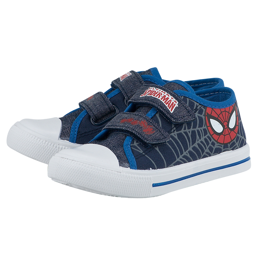Spiderman – Spiderman SP000573. – ΜΠΛΕ ΣΚΟΥΡΟ