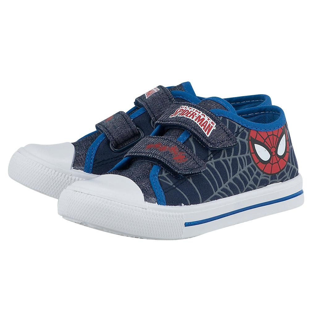 Spiderman – Spiderman SP000573. – ΜΠΛΕ ΣΚΟΥΡΟ