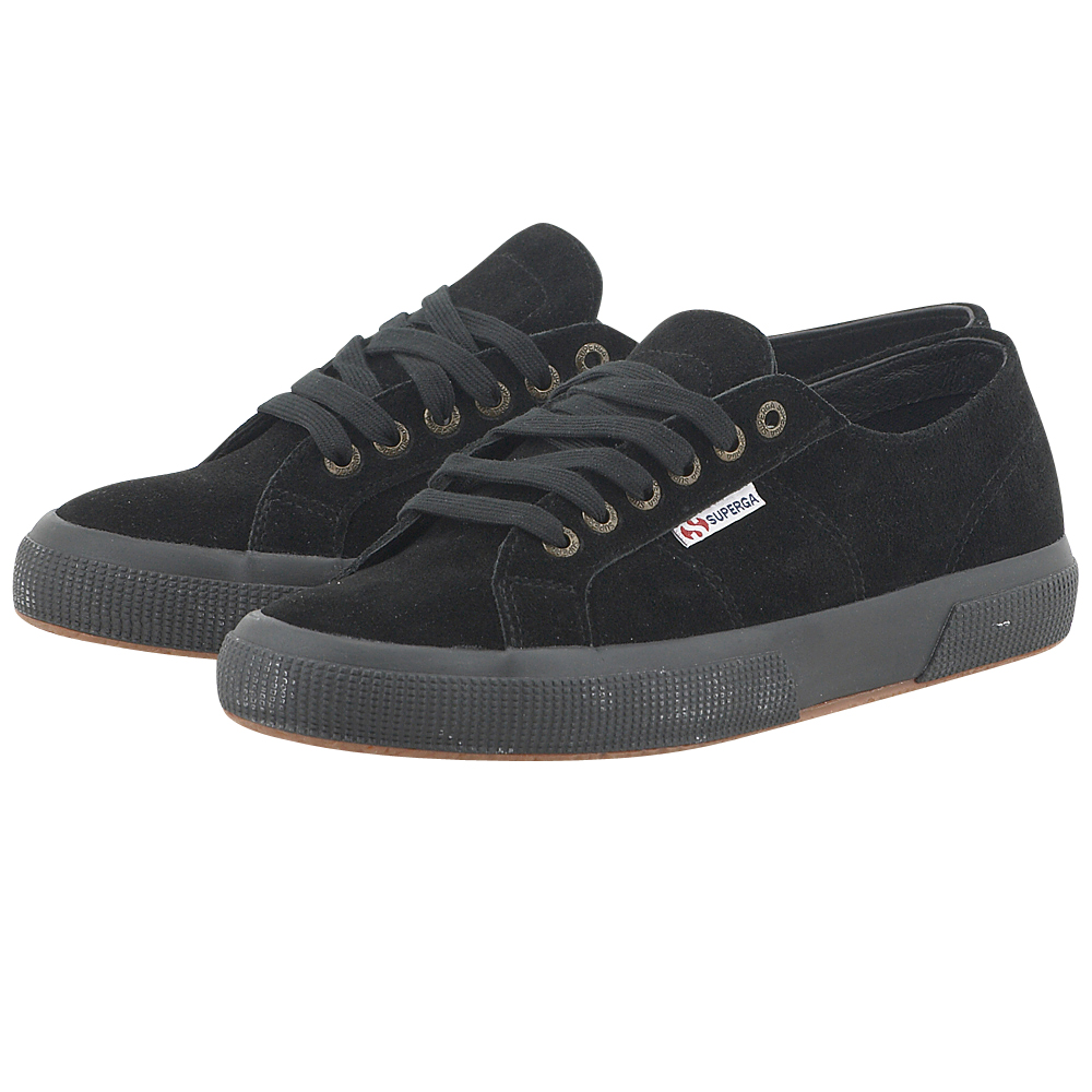 Superga – Superga SUP-999-4 – ΜΑΥΡΟ