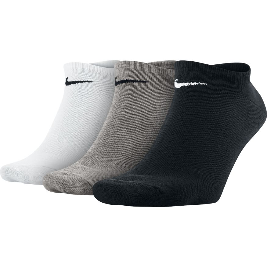 Nike - Nike Cushioned No-Show Sock (3 Pair) SX2554-901 - ΔΙΑΦΟΡΑ ΧΡΩΜΑΤΑ