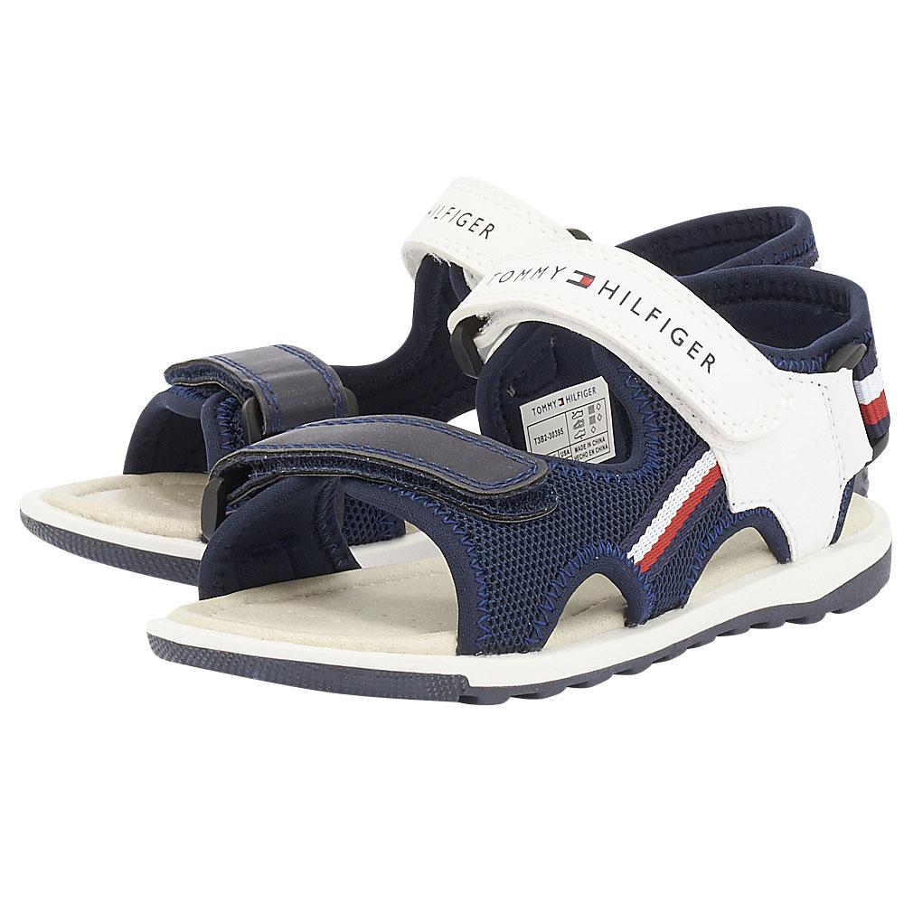 8c6f93b8cb3 myshoe Tommy Hilfiger – Tommy Hilfiger Velcro Sandal T3B2-30395-0329-X007-A