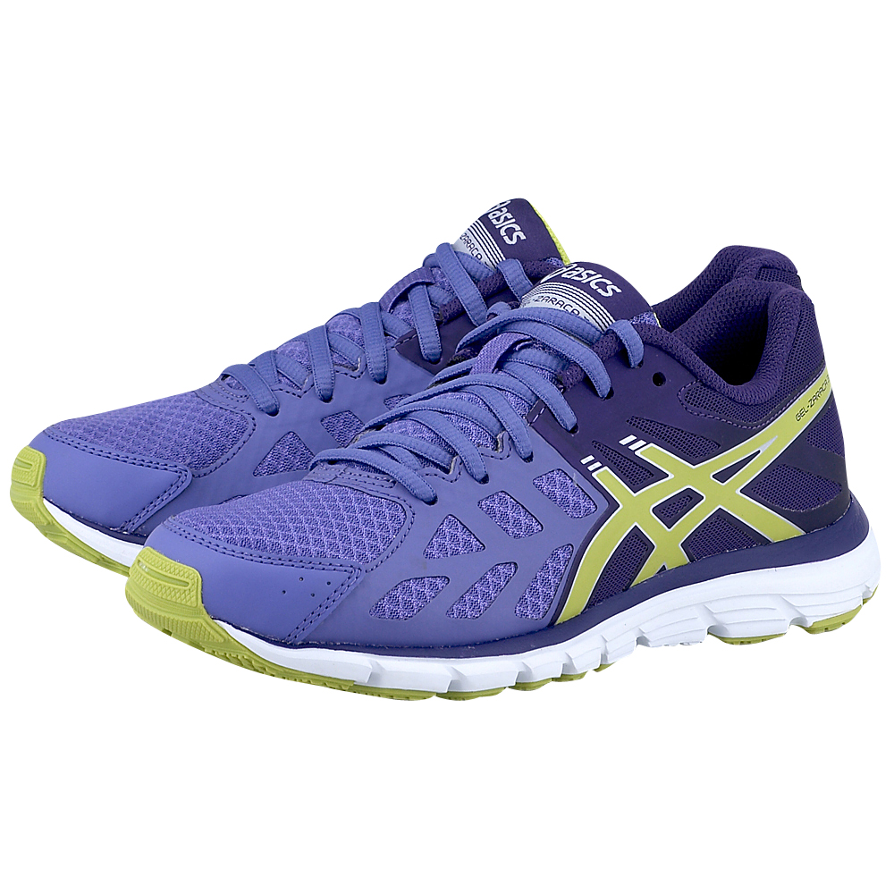Asics - Asics Gel Zaraca 3 T4D8N3605 - ΜΩΒ γυναικεια   αθλητικά   running