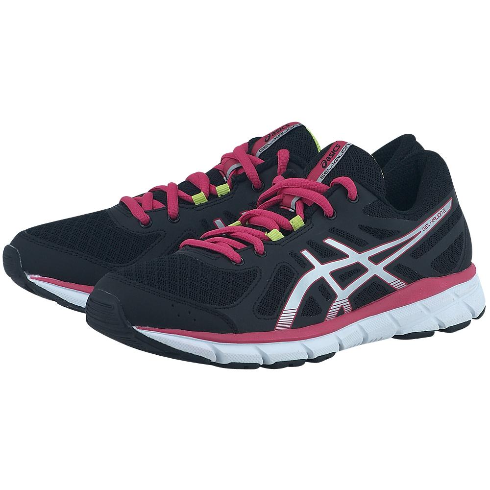 Asics - Asics Gel Xalion 2 T4D9N9901. - ΜΑΥΡΟ outlet   γυναικεια   αθλητικά   running