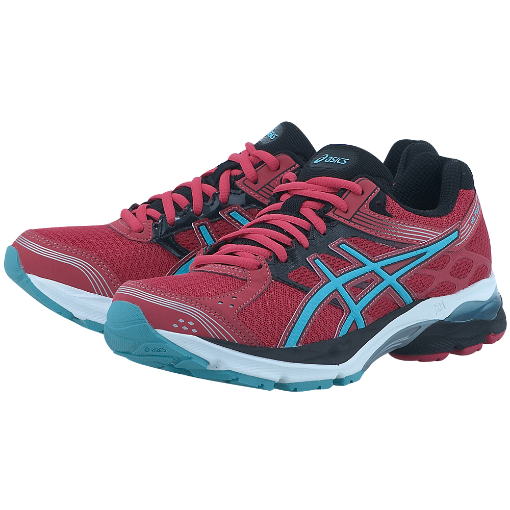 Asics – Asics Gel Pulse 7 T5F6N2187 – ΚΟΚΚΙΝΟ