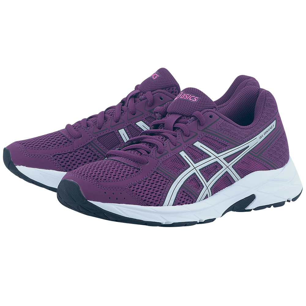 Asics - Asics Gel-Contend 4 T765N-3393W - ΔΑΜΑΣΚΗΝΙ