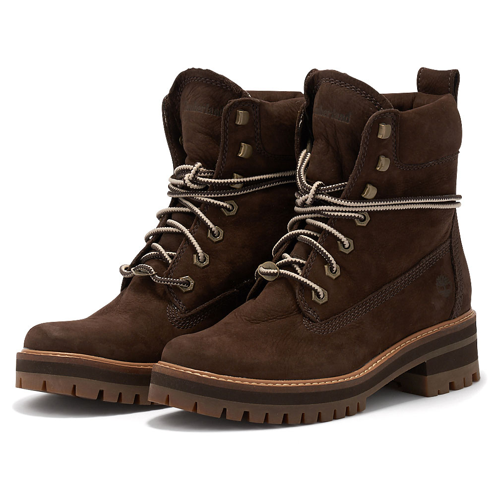 Timberland - Timberland Courmayeur Valley Yellow Boot TB0A23UYW821 - 00139
