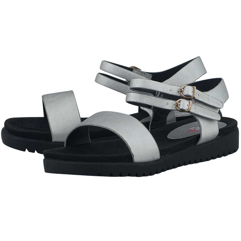 Tre3 Shoes - Tre3 Shoes TRE73513 - ΓΚΡΙ