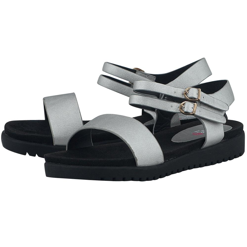 Tre3 Shoes – Tre3 Shoes TRE73513 – ΓΚΡΙ