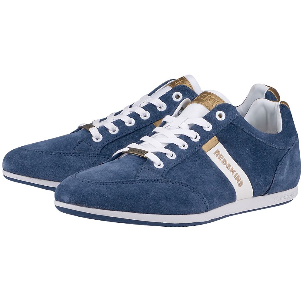 Redskins - Redskins VIGANAN - ΜΠΛΕ outlet   ανδρικα   sneakers   low cut