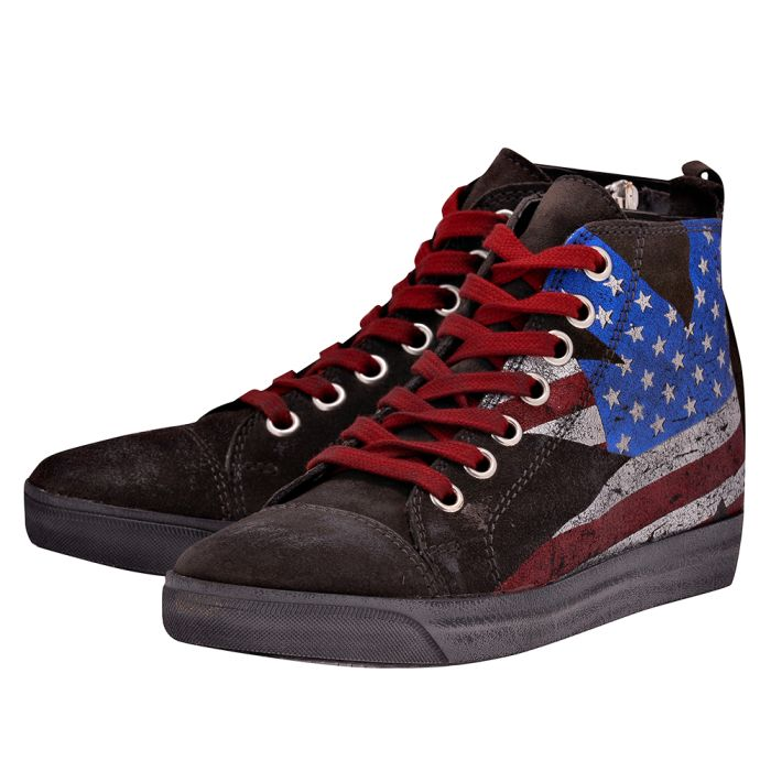 Marco Tozzi - Marco Tozzi WEN25175. - ΓΚΡΙ outlet   γυναικεια   sneakers   mid cut