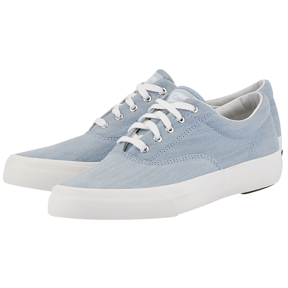 Keds - Keds Anchor Chambray WF58144 - ΜΠΛΕ
