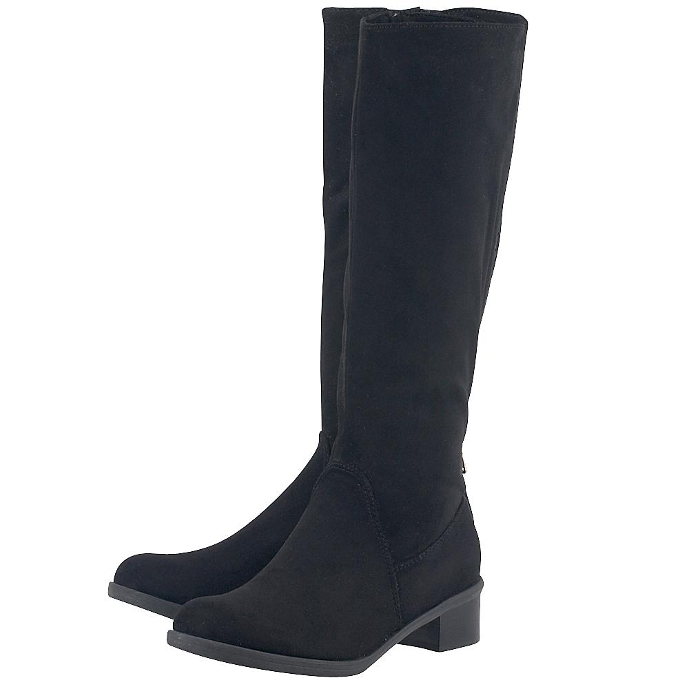 Tre3 Shoes - Tre3 Shoes XRE65414 - ΜΑΥΡΟ