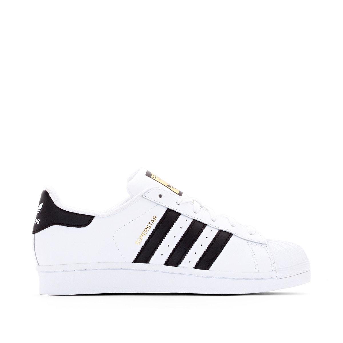 Adidas Originals Superstar - Sneakers - ΛΕΥΚΟ/ΜΑΥΡΟ