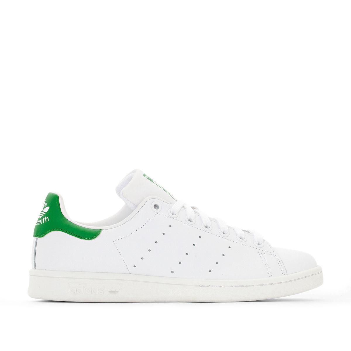 Adidas Originals Stan Smith - Sneakers - ΛΕΥΚΟ/ΠΡΑΣΙΝΟ