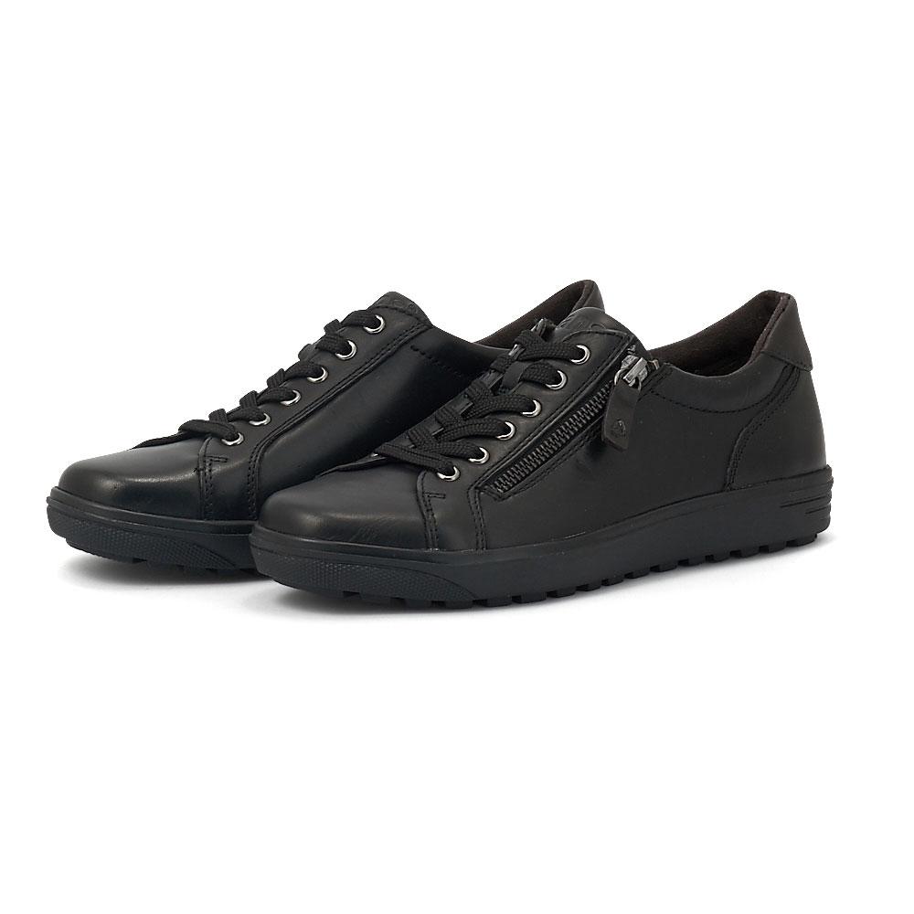 Jana - Brogues & Loafers - BLACK