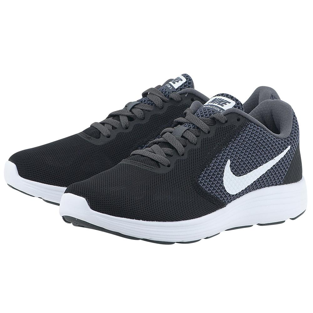 Nike Revolution 3 Running - Αθλητικά - ΜΑΥΡΟ
