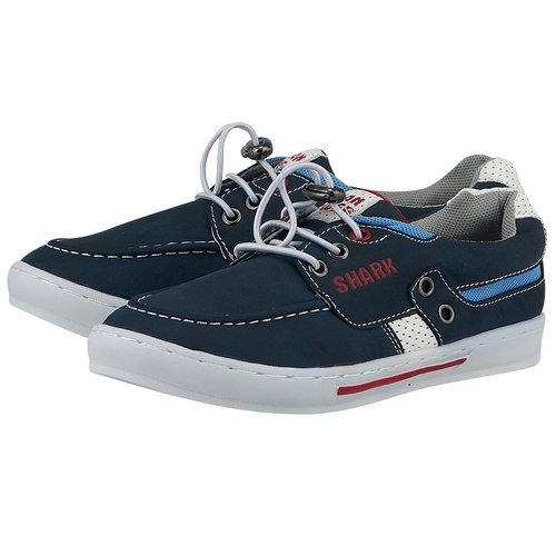 New 8teen - Sneakers - ΜΠΛΕ ΣΚΟΥΡΟ