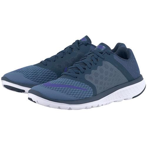 Nike FS Lite Run 3 - Αθλητικά - ΓΚΡΙ ΣΚΟΥΡΟ