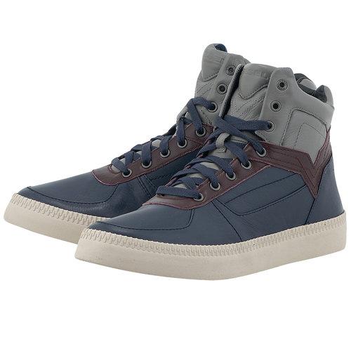 Diesel S-Spaark - Sneakers - ΜΠΛΕ/ΓΚΡΙ