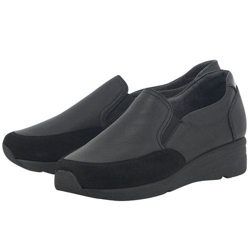 Aerosoles - Brogues & Loafers - ΜΑΥΡΟ
