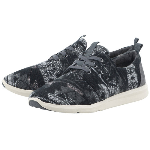 Toms - Sneakers - ΓΚΡΙ/ΜΑΥΡΟ