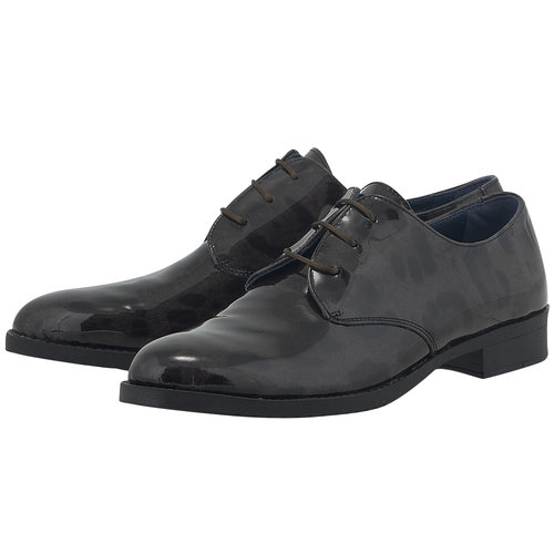Vevire - Brogues & Loafers - ΓΚΡΙ/ΛΕΟΠΑΡ