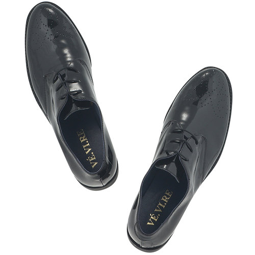 Vevire - Brogues & Loafers - ΜΑΥΡΟ