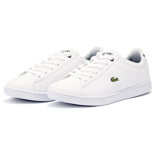 Lacoste Carnaby Evo - ΠΑΙΔΙΚΑ - ΛΕΥΚΟ
