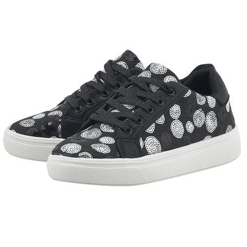 Louvel - Sneakers - ΜΑΥΡΟ