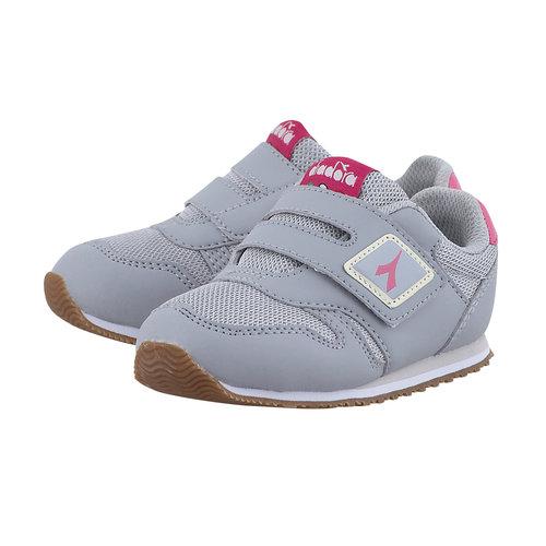 Diadora K_Run Nyl - Sneakers - ΓΚΡΙ