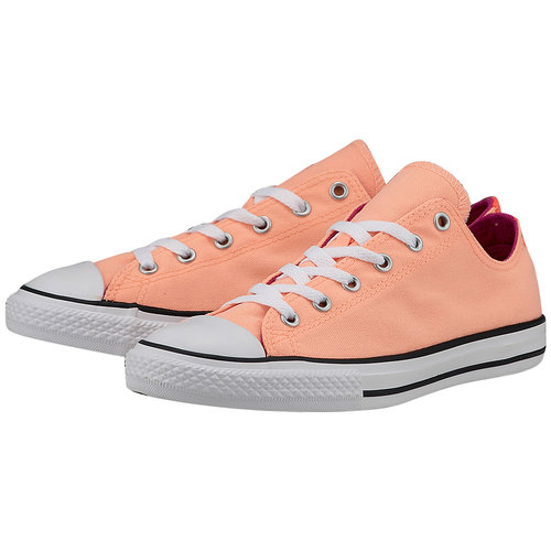 Converse Chuck Taylor Double - Sneakers - ΠΟΡΤΟΚΑΛΙ