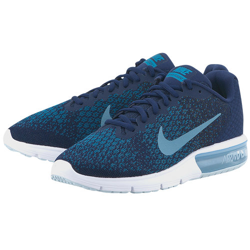 Nike Air Max Sequent 2 Running - Αθλητικά - ΜΠΛΕ ΣΚΟΥΡΟ