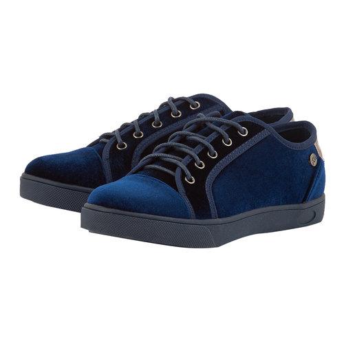 Xti - Sneakers - ΜΠΛΕ ΣΚΟΥΡΟ