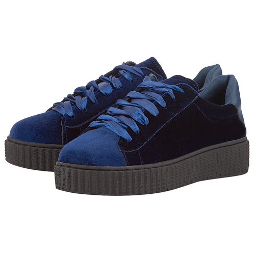 Louvel - Sneakers - ΜΠΛΕ