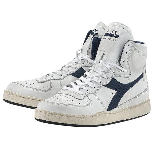 Diadora Mi Basket Used - Αθλητικά - ΛΕΥΚΟ