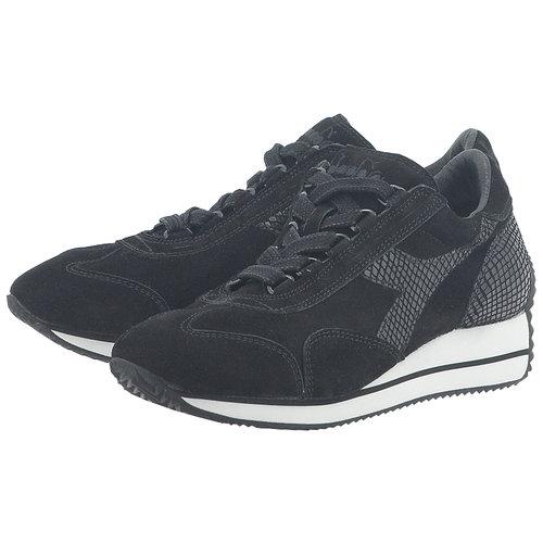 Diadora Equipe W Reptile - Sneakers - ΜΑΥΡΟ