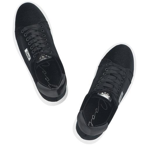 Coolway - Sneakers - ΜΑΥΡΟ