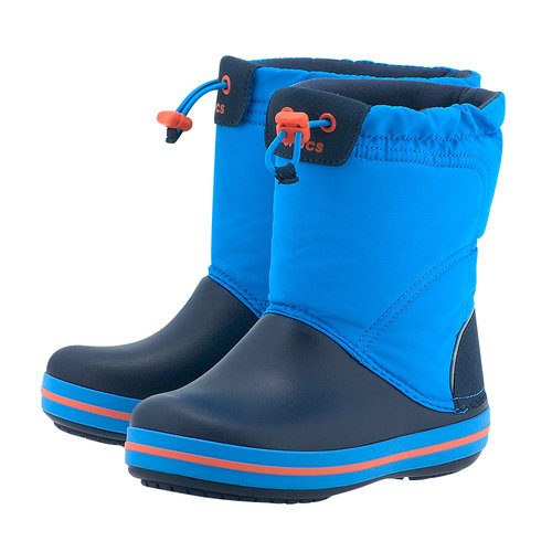 Crocs Crocband LodgePoint Boot - ΠΑΙΔΙΚΑ - ΜΠΛΕ/ΣΙΕΛ