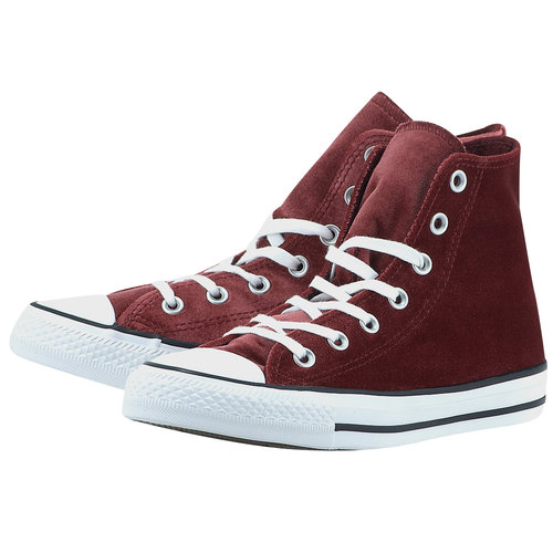 Converse Chuck Taylor All Star Hi - Sneakers - ΜΠΟΡΝΤΩ