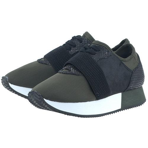 Blink - Sneakers - ΜΑΥΡΟ/ΛΑΔΙ