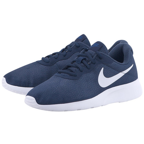 Nike Men's Tanjun Premium Shoe - Αθλητικά - ΜΠΛΕ ΣΚΟΥΡΟ