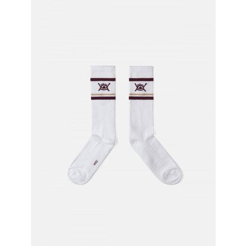 Wesc - Κάλτσες - ΛΕΥΚΟ