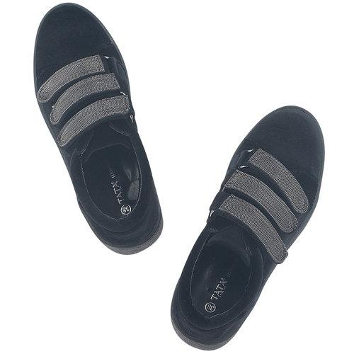 Tata - Sneakers - ΜΑΥΡΟ