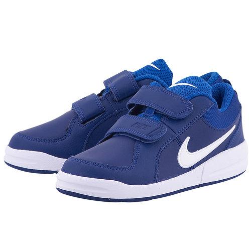 Nike Boys' Pico 4 - Sneakers - ΜΠΛΕ ΣΚΟΥΡΟ