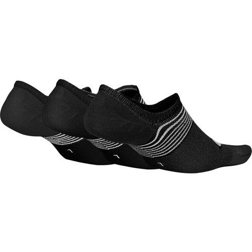 Nike Lightweight Training Sock (3 Pair) - Κάλτσες - ΜΑΥΡΟ/ΛΕΥΚΟ